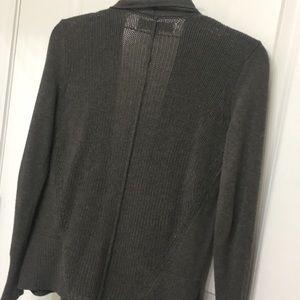 LOFT Sweaters - Loft Draping Cardigan XSP